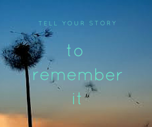 Tell your story (2)